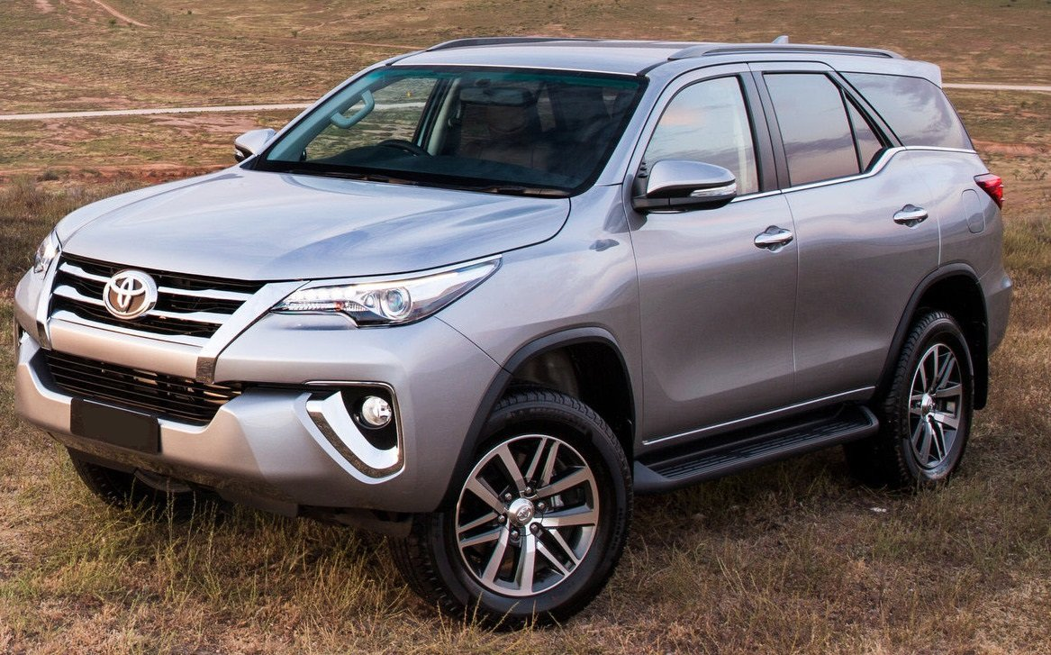HILUX SW4 16-21